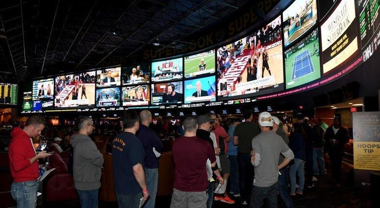 Seneca casino sports betting west of ireland golf betting lines