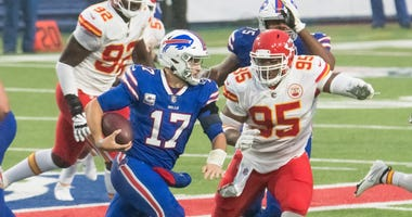 Bills fall to Chiefs at home for second consecutive loss