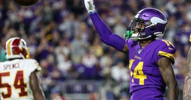A huge target share should be in line for Diggs in 2020