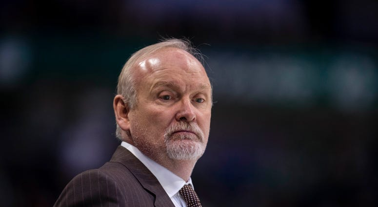Report: Devils to hire Lindy Ruff as head coach