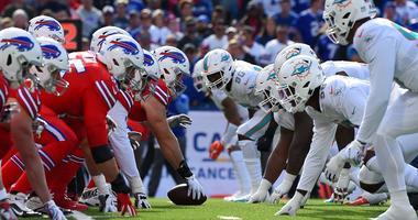 Bills at Dolphins: Sal's keys, notes and stats