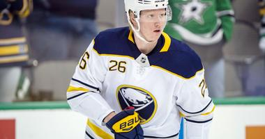 Sabres' Dahlin is getting closer to playing