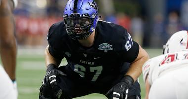 UB LT Evin Ksiezarczyk to play in the East-West Shrine Game