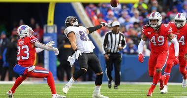 Hyde says the Bills now know how to contain Lamar Jackson