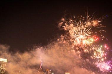 Tennessee Fireworks