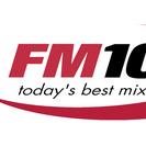 FM 100 logo