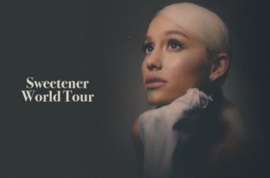 Ariana Grande Sweetener Tour