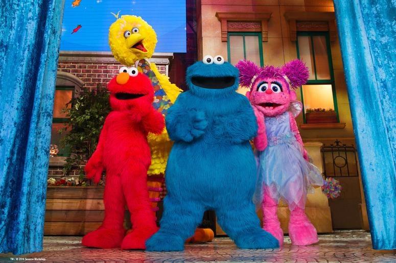 Sesame Street