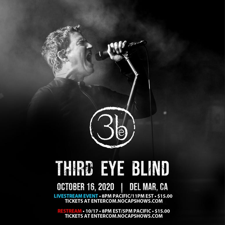 Third Eye Blind Del Mar Announcement
