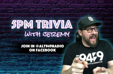 5PM Trivia with Jeremy