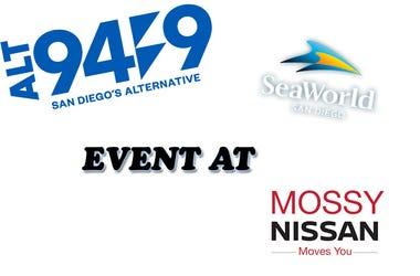 Mossy Nissan Seaworld KBZT Logo