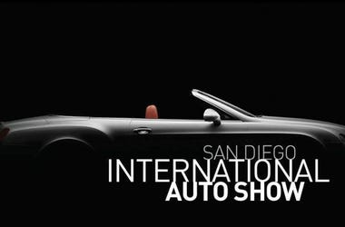 San Diego International Auto Show Photo