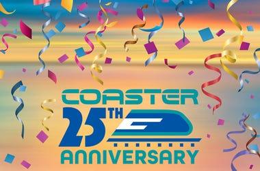 COASTER 25th Anniversary
