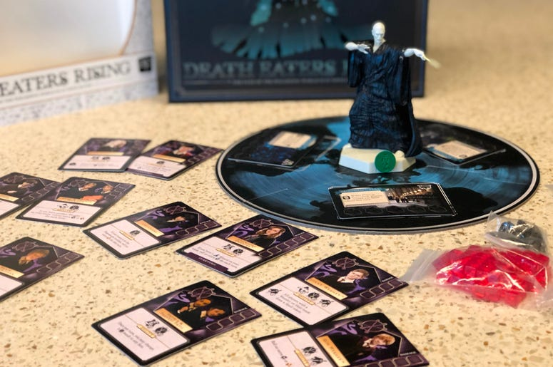 Casual Gamers Harry Potter Death Eaters Rising Review