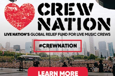 Crew Nation Helping support the events community