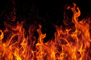 Heat Wave San Diego Fire Hot