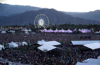 INDIO, CA - APRIL 11: A general view of the atmosphere during day 1 of the 2014 Coachella Valley Music & Arts Festival at the Empire Polo Club on April 11, 2014 in Indio, California. (Photo by Frazer Harrison/Getty Images for Coachella)