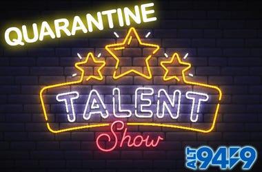 Alt 949 Quarantine Talent Show