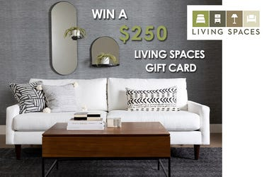 Living Spaces contest