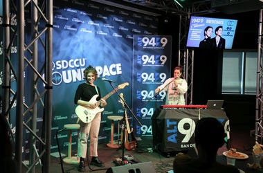Overcoats Soundspace