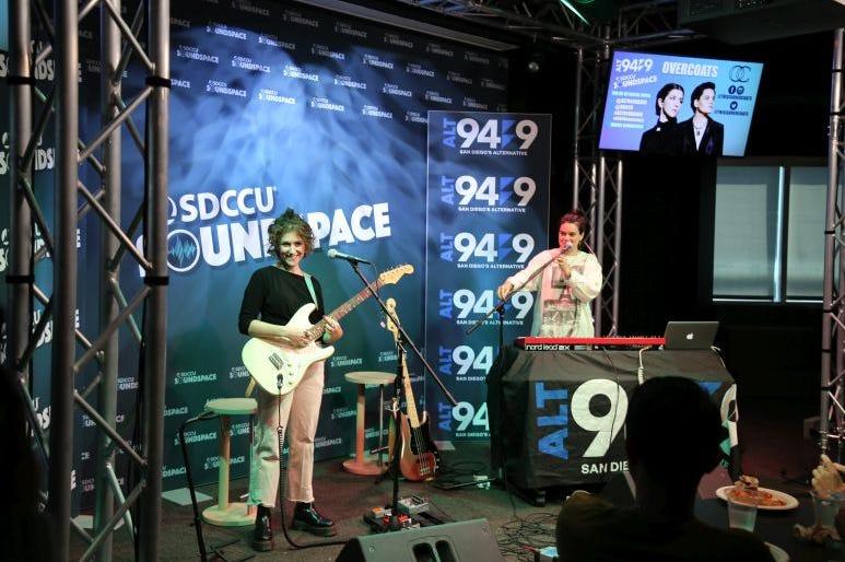 Overcoats Soundspace