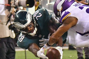 NFL: Minnesota Vikings at Philadelphia Eagles