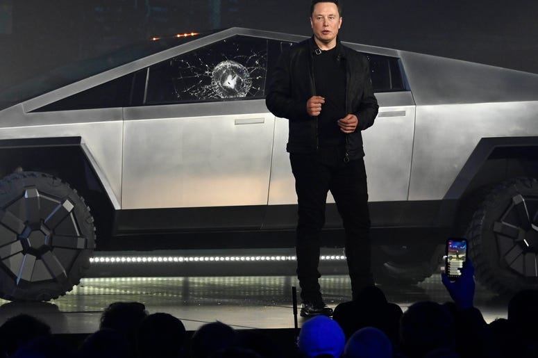 Musk see tv