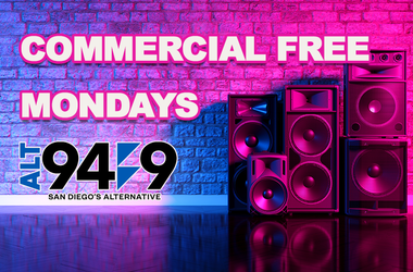 Commercial Free Mondays