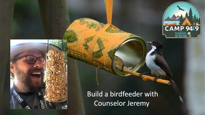 Jeremy Bird Feeder