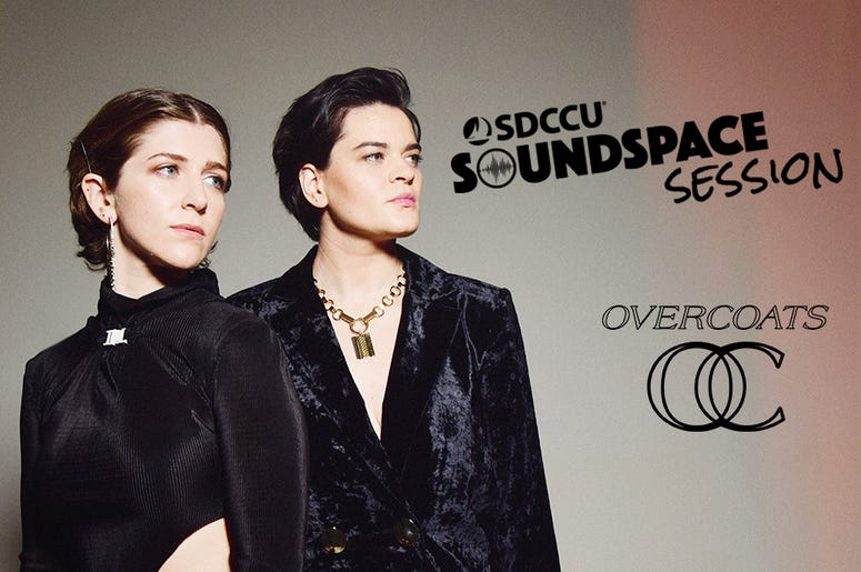 Overcoats - SDCCU Soundspace Session