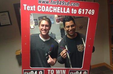 Coachella Winner Edwin