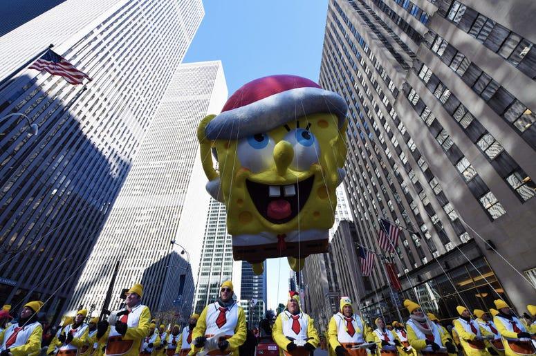 U.S.-NEW YORK-THANKSGIVING DAY PARADE