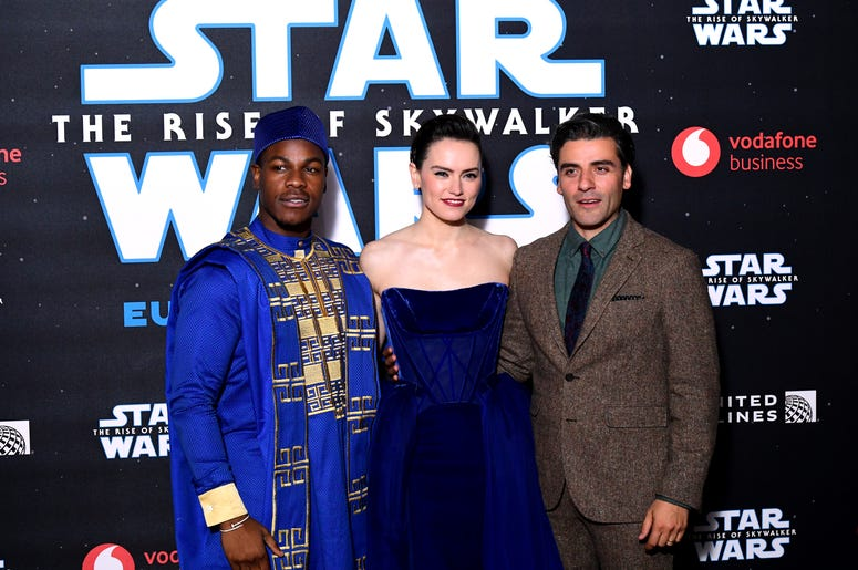 Rise Of Skywalker Leak