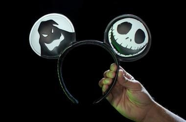 Jack Skellington Headband