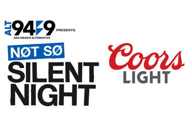 ALT 949's Not So Silent Night - Sponsored by Coors Light