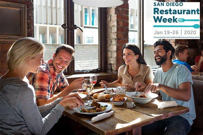 SD Restaurant Week
