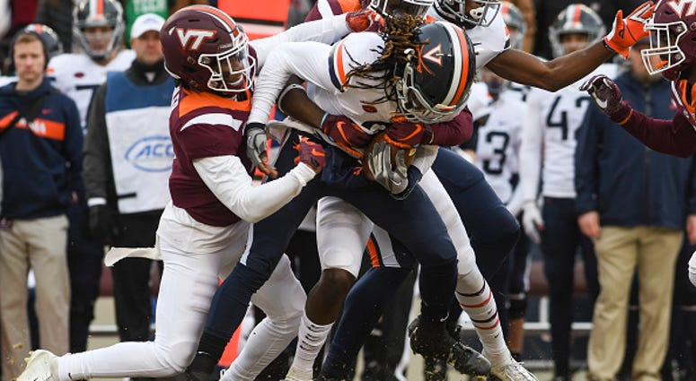 Virginia Tech vs UVA
