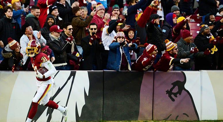 Redskins vs Lions