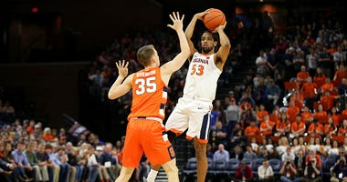 UVA vs. Syracuse