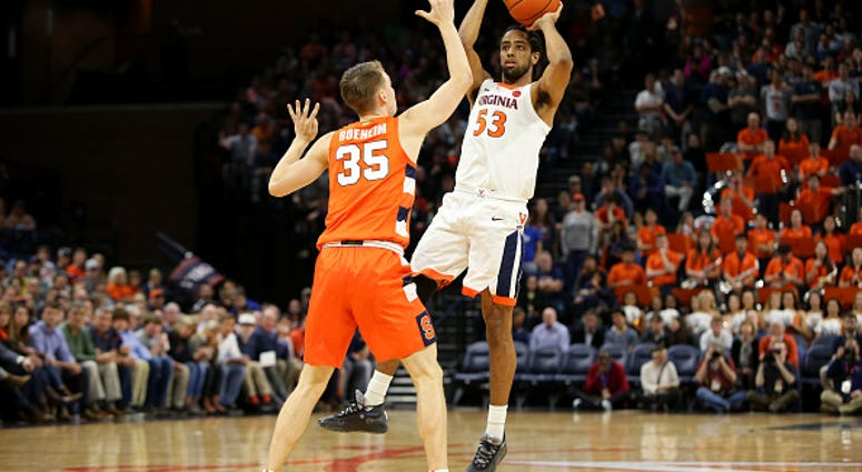 UVA vs. Syracuse