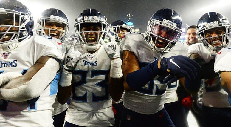 Titans Defense