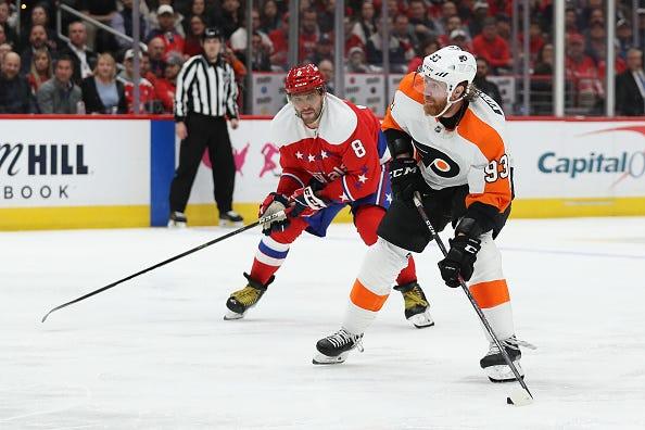 Caps Flyers