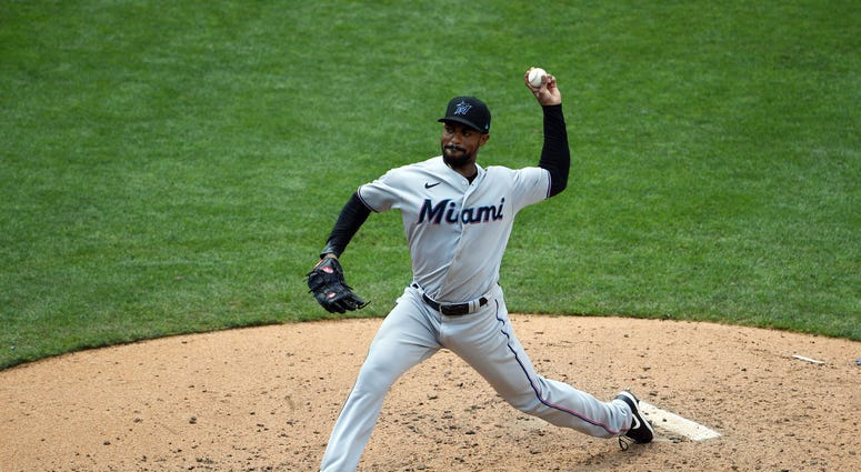 Miami Marlins Pitcher