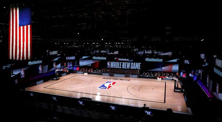 NBA BLM