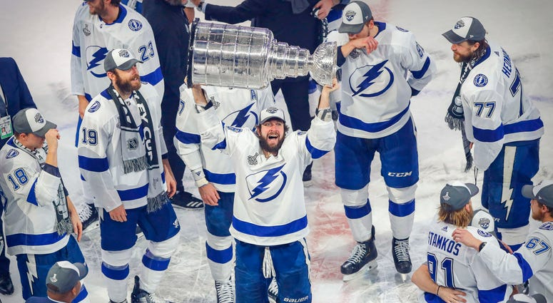 Stanley Cup 2020 TB