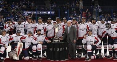 Capitals team