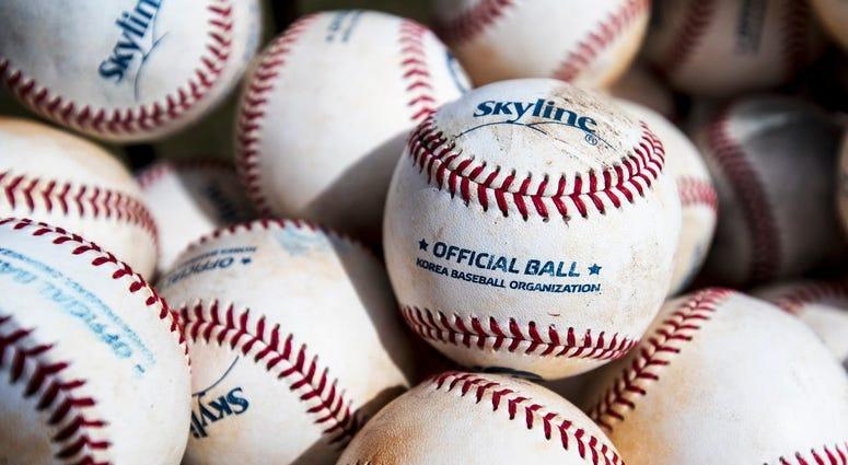 KBO Baseballs
