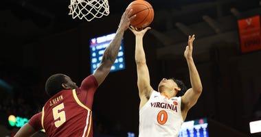 UVA vs Boston College