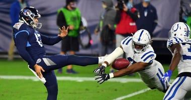 Colts vs Titans
