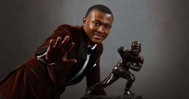 DeVonta Smith Heisman